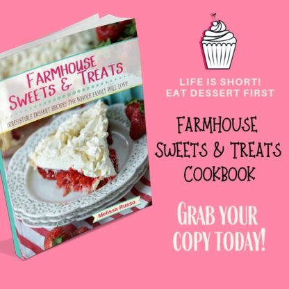 Farmhouse Treats And Sweets Cookbook