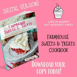 Farmhouse Sweets And Treats Digital Version