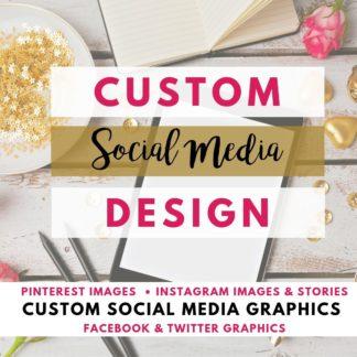 Social Media Design Service