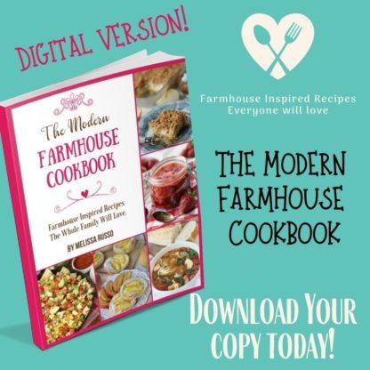 The Modern Farmhouse Cookbook Digital Version