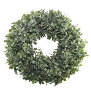 "17"" Boxwood Wreath"