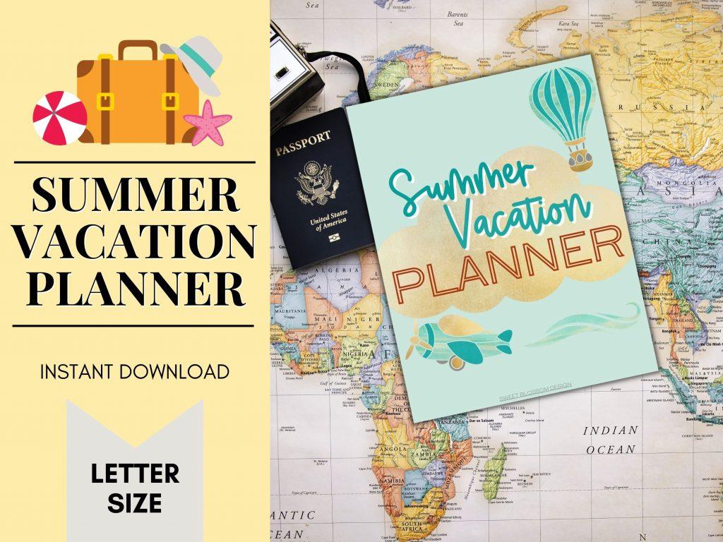Summer Vacation planner