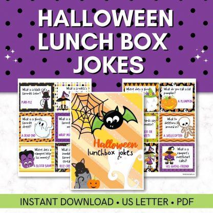 Halloween Lunchbox Jokes